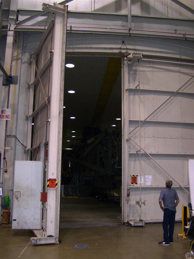 Industrial Door Hardware