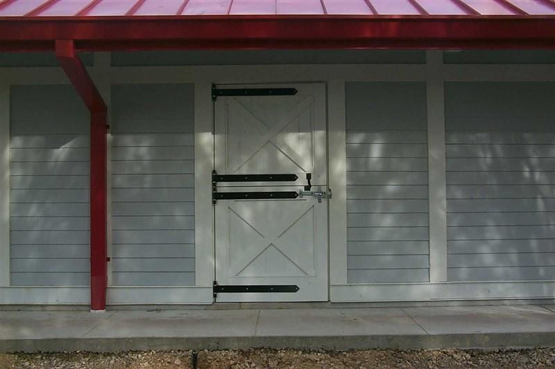 1036 Series Swing Door Strap Hinges